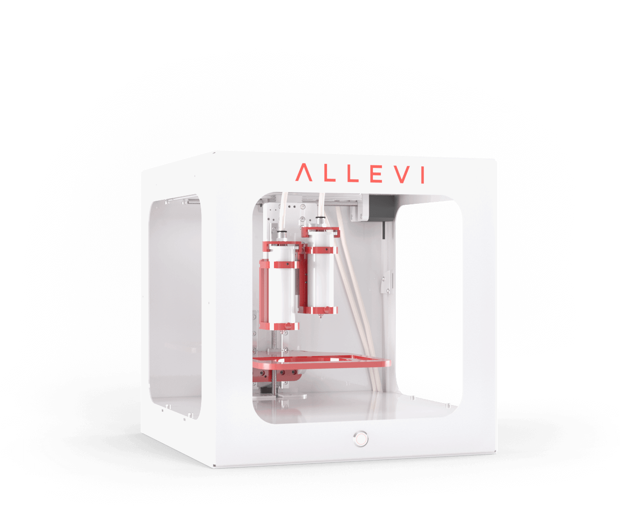 allevi 2 bioprinter angle