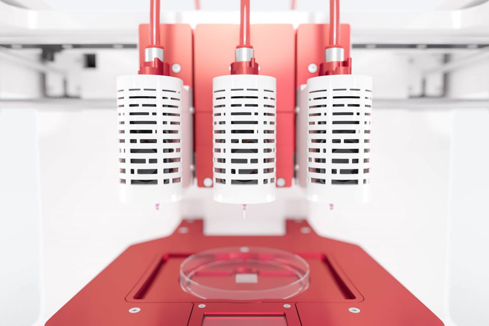Resetting Autocalibration Height - Allevi 3 bioprinter extruders