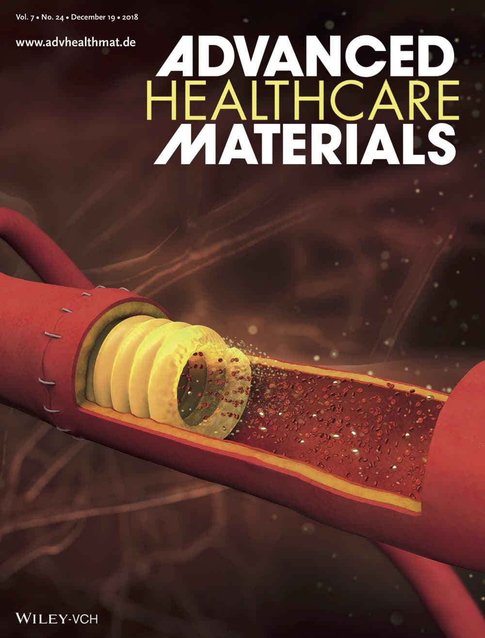 Allevi Author 3d bioprinted sugar stents to aid in surgical suturing