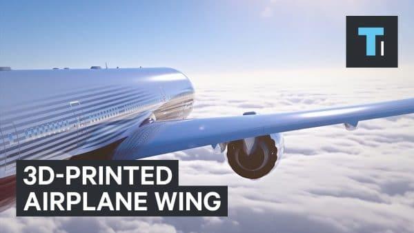 3d printed plane parts boeing
