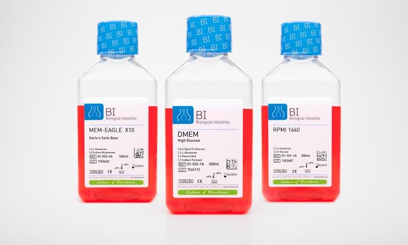 cell culture media bioprint bioprinter