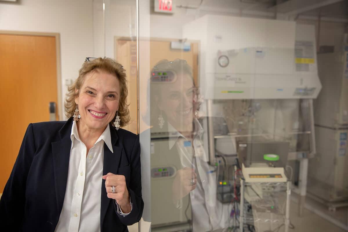 Dr. Doris Taylor decellularized heart