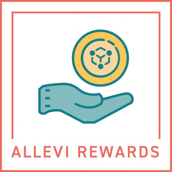 Allevi Rewards Points